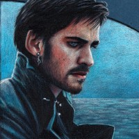 The moment when Killian Jones became Captain Hook, in Once Upon A Time.
