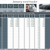 Word Tracker 2013 - Huntsman - preview