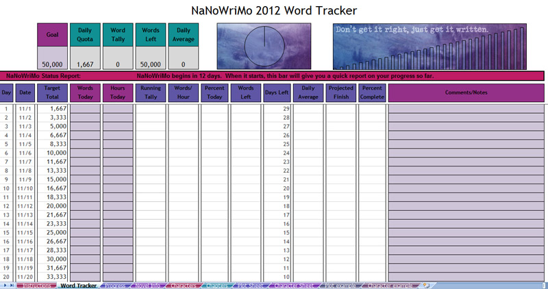 pretty excel spreadsheet templates