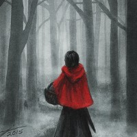 All her life, she was warned to stay on the path. It only made her all the more determined to find out what lay beyond…