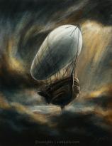 steampunk-airship